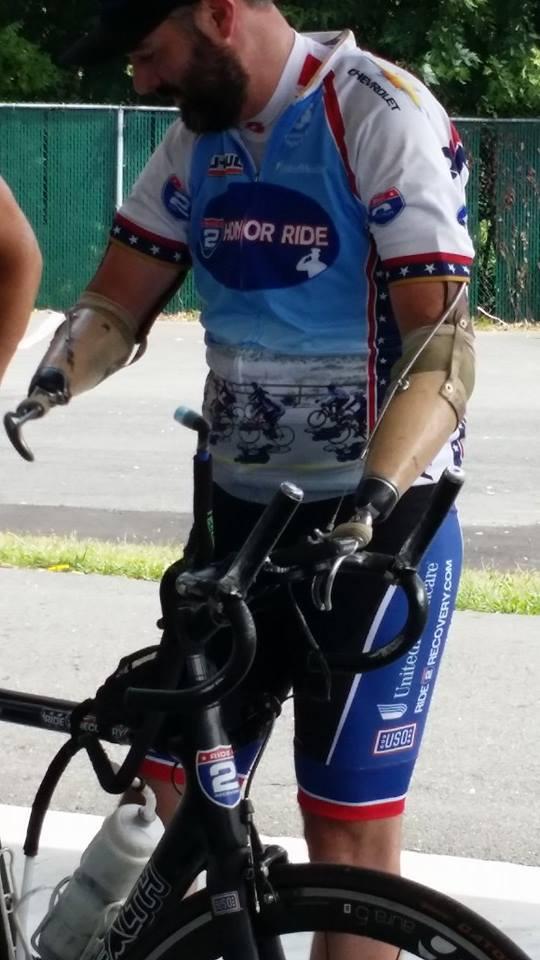 Matt DeWitt - Vet Rider