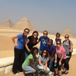11-hour layover in Cairo