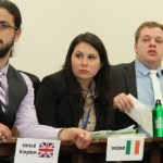 Students Learn the Art of Diplomacy at Model EU