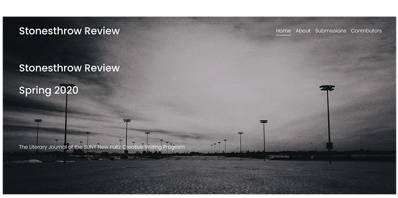 screenshot of Stonesthrow Review