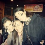 Me, Carol and Arianna at McGillicuddy's