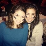 Nora and Marcela at McGillicuddy's