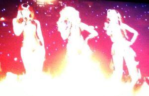 Destiny's Child at Super Bowl