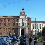 Cattolica University from outside