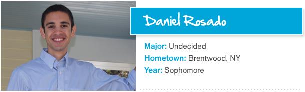 Daniel--Blogger