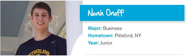 Noah--Blogger