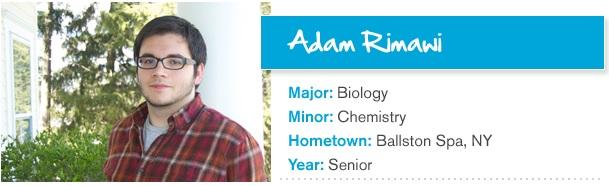 Adam Rimawi blogger