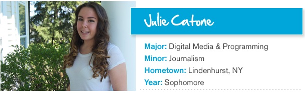 Julie Catone blogger