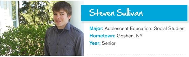 Steven Sullivan blogger