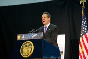 Governor Andrew Cuomo