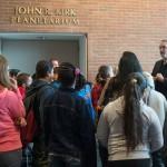 Cooke Elementary School visit