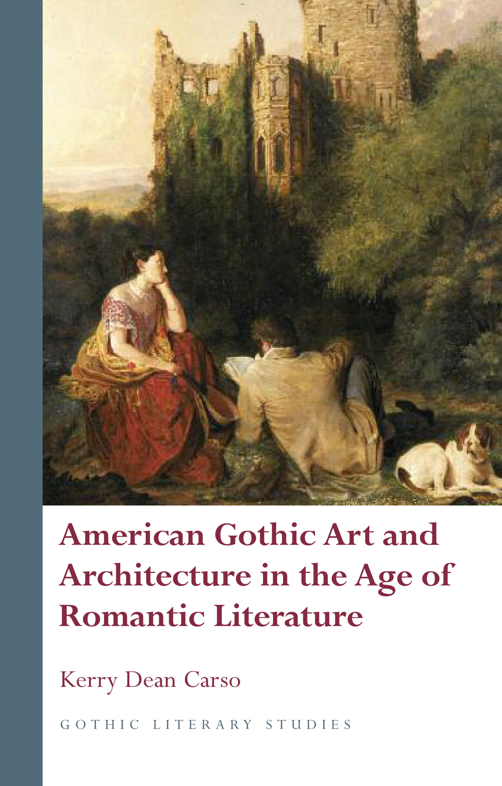 Art History Professor Releases New Book On Gothic And Romantic