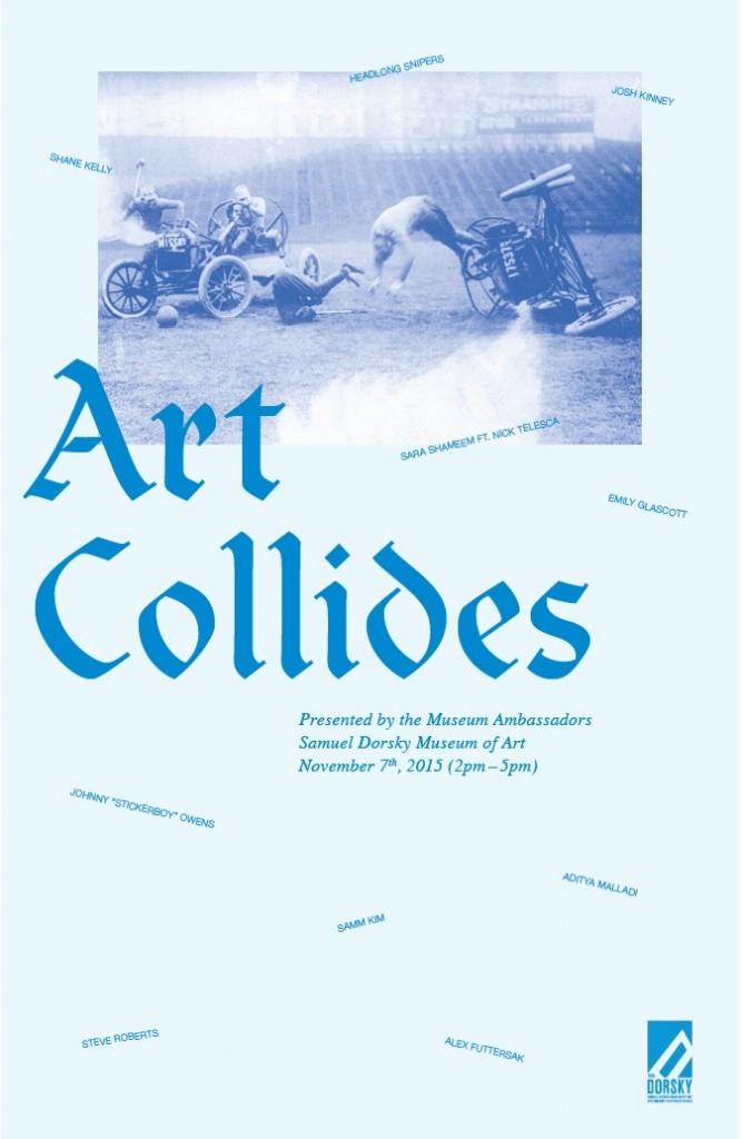 Art Collides Fall 15