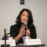 Foundation board welcomes bestselling author Regina Calcaterra '88