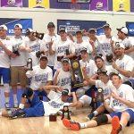 Men's volleyball wins NCAA Championship