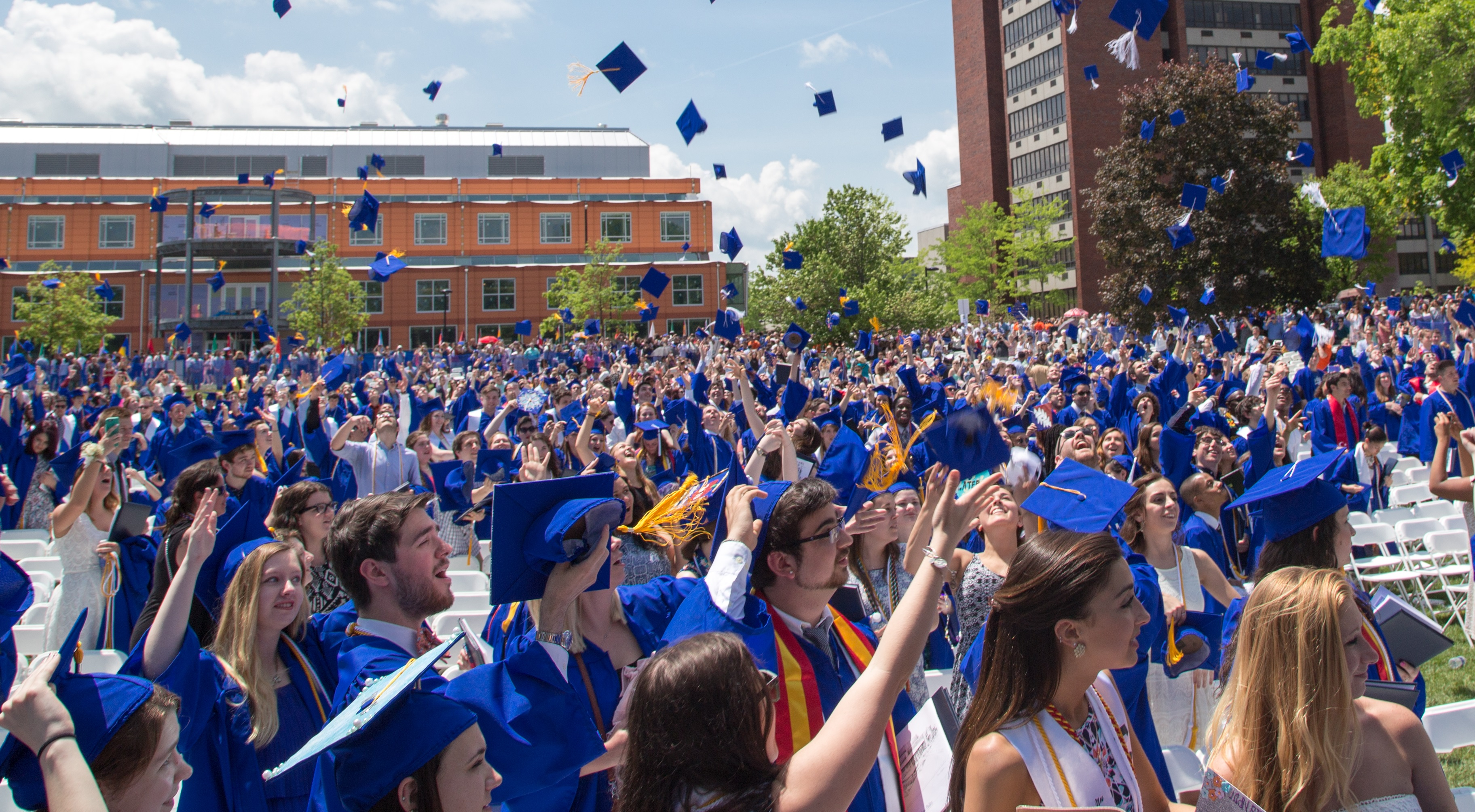 College to celebrate Commencement – SUNY New Paltz News