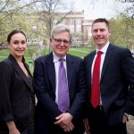 Immigration law and reform brings alumni back to campus