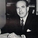College mourns the passing of President Emeritus Dr. John J. Neumaier