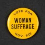 Commemorating the Centennial Year of Women's Suffrage in New York