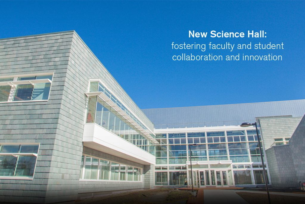 New Paltz New Science Building