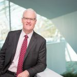 Michael Keegan will bring years of executive experience to Sunday Undergraduate Commencement address