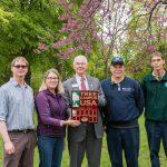 SUNY New Paltz earns Tree Campus USA designation