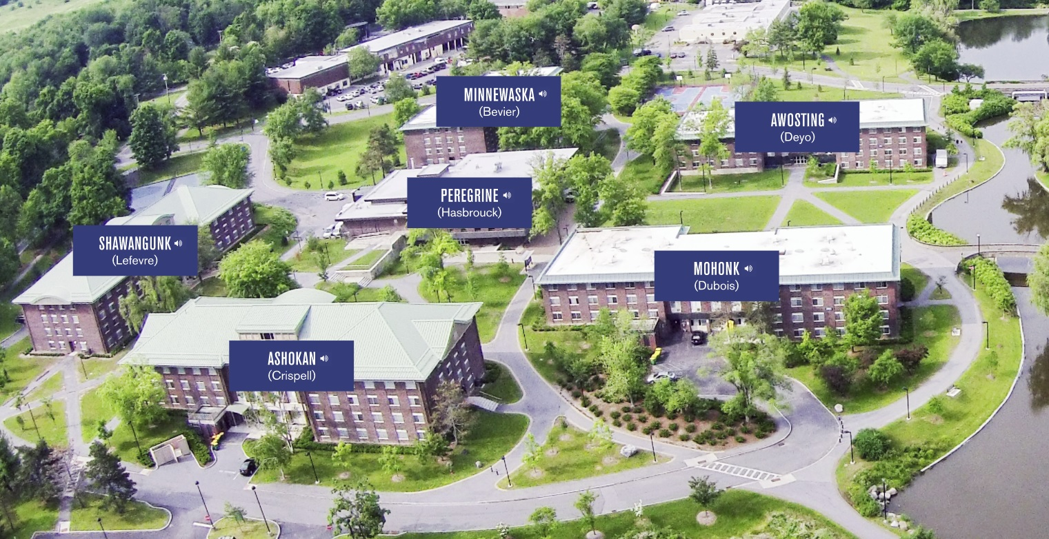Suny New Paltz Academic Calendar Spring 2022.Suny Board Of Trustees Approves New Names For Hasbrouck Complex Names To Be Effective For Fall 2019 Semester Suny New Paltz News