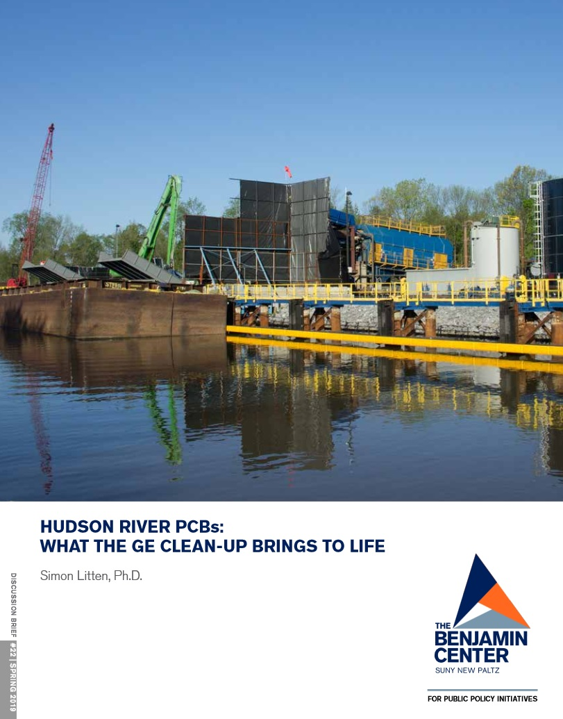 Newest Benjamin Center brief: Lessons learned from history of Hudson