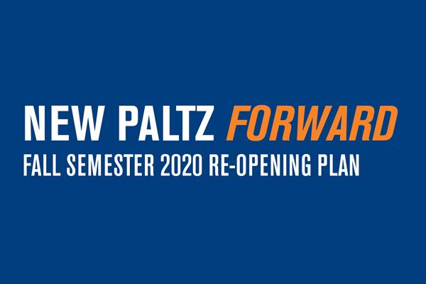 Fall Semester 2020 Re-opening plan