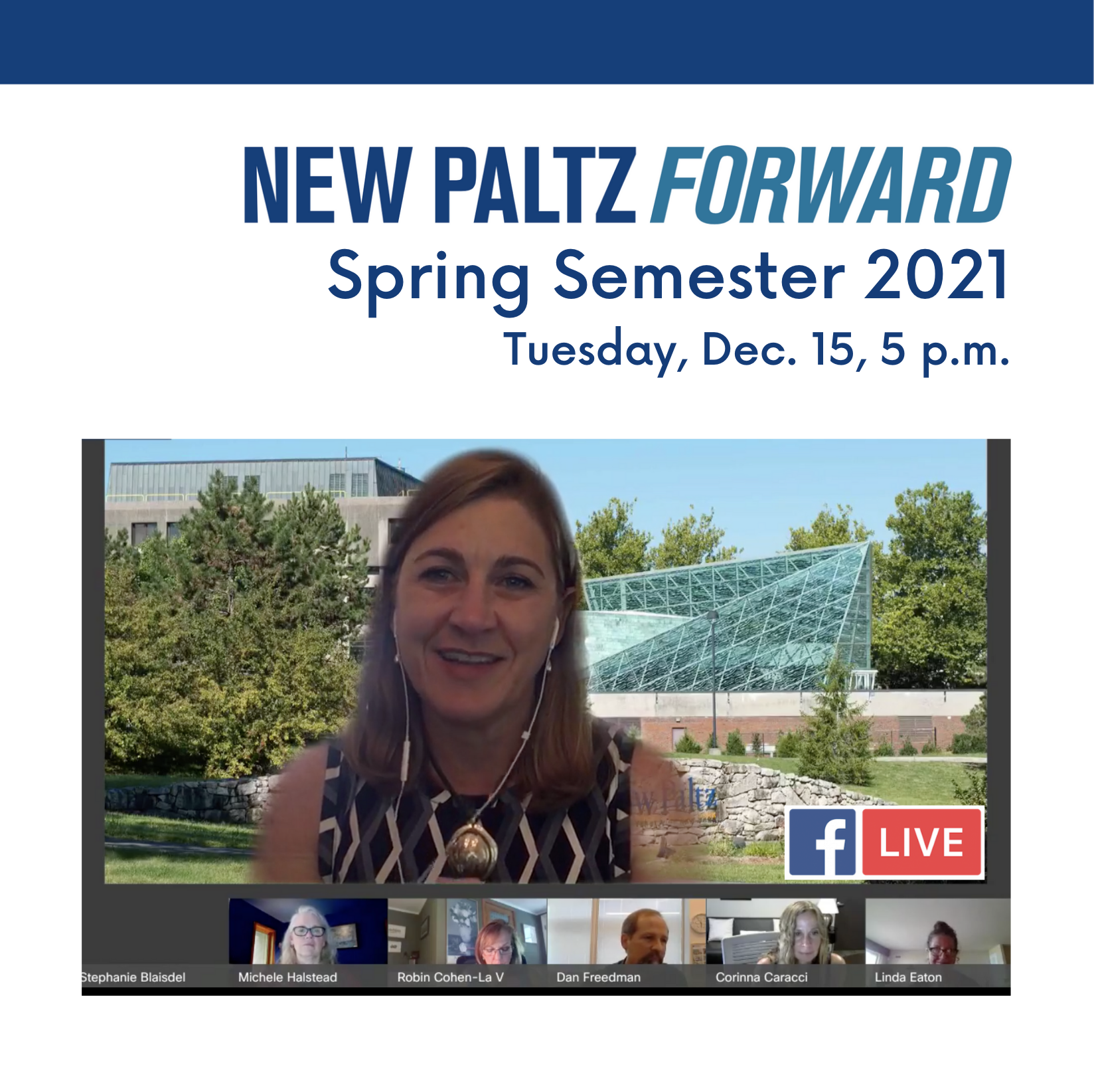 Suny New Paltz Christmas Break 2021 What Students Can Expect In Spring 2021 A Facebook Live Event With Campus Leaders Dec 15 Suny New Paltz News