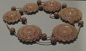 Jewelery Made by Confederate Prisoners at Elmira