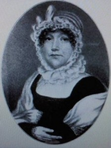 A portrait of Sarah Todd Astor.