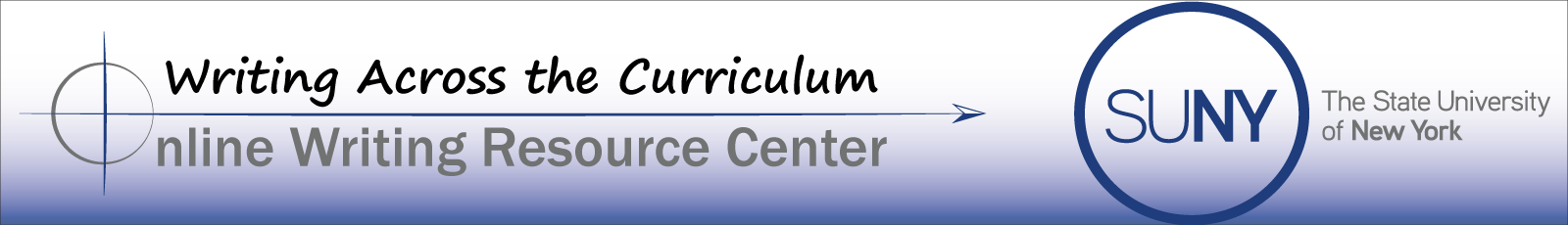 Online Writing Resource Center: Writing Across the Curriculum