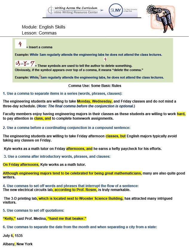 Kathryn Hurd Online Writing Resource Center Across The. Ma Handout Photo. Worksheet. Dangling Modifier Worksheet At Clickcart.co