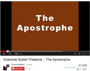 Grammar Bytes Video