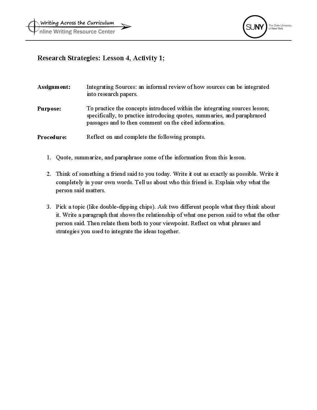 Tag: WAC strategies