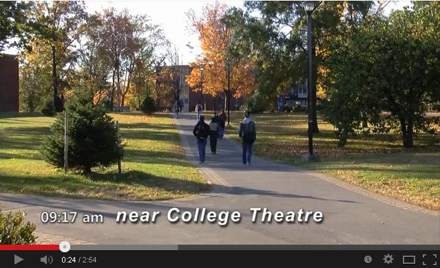 A Day At New Paltz Video screenshot