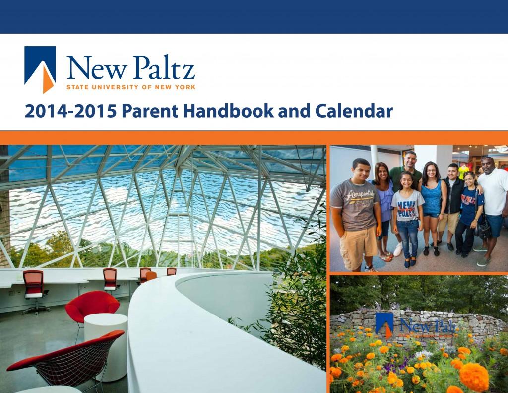 2014-2015 Parent Handbook & Calendar