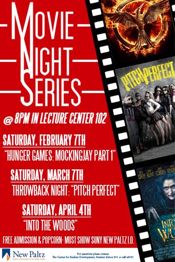 Movie Night Series Spring 2015 small