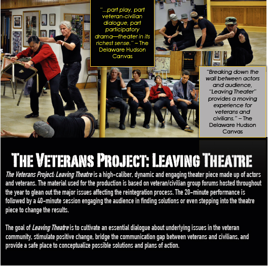 Veterans in Theatre