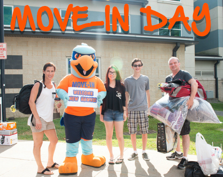 Move In Day 2015