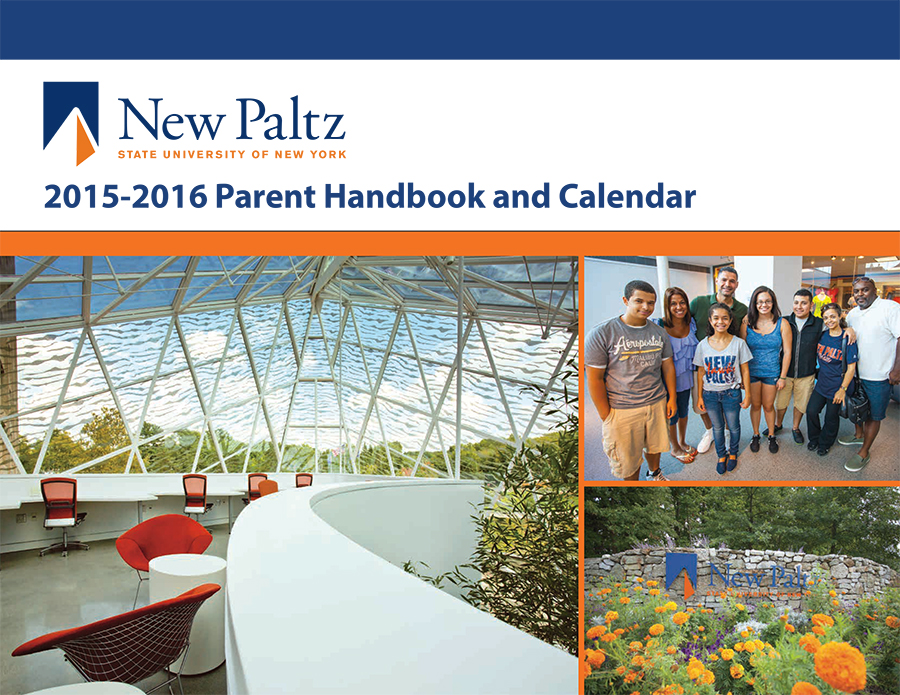 Parent Calendar & Handbook 2015-2016