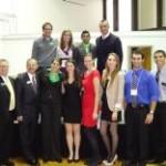 School Hosts Networking Events