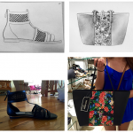 Junior, Paige Rigas Designs & Produces Shoe While Interning at Steve Madden, Ltd.