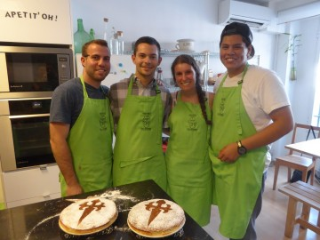 """Students Take Part in """"Doing Business in Spain"""" Course"""