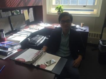 New Faculty Series – Professor Ji Yu
