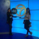 Management Association trip to ABC Studios