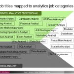 New Courses in Business Data Analytics