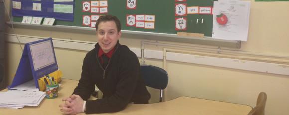 SOE Alumnus Spotlight: Jordan David Simons