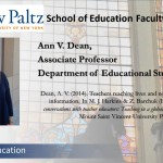 School of Education Faculty Scholarship